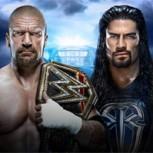 Calentando Wrestlemania: Triple H vs Roman Reigns