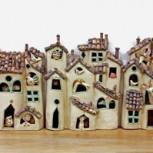 ¿Quién ha dicho que la cerámica es sólo un poco de tierra o arcilla que sirve para construir figuras?
