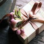 Esta navidad marca una diferencia con tus paquetes de regalo: Innovando con papel craft