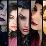 Bloggeras se la juegan en concurso de maquillaje