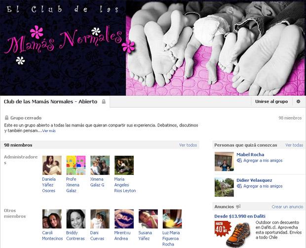 Maternidad Facebook