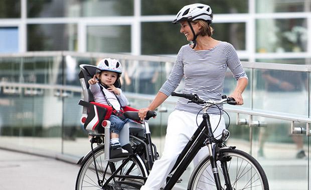 Mamá pedales
