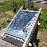 Una idea original: Cómo armar tu propio panel solar