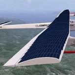Solar Impulse: el avión que vuela con energía solar
