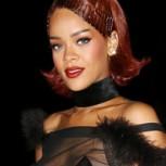 Fotos de transparencia de Rihanna la exponen a revuelo mediático