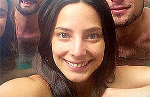 Daniela Castillo, ex chica Rojo, se atreve con renovado look y sin maquillaje