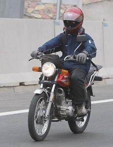 Seguridad motos