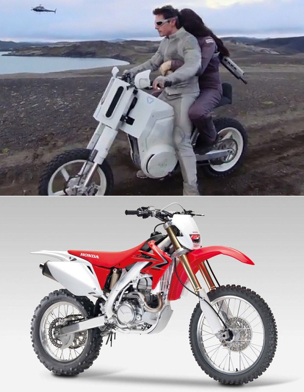 Moto Oblivion
