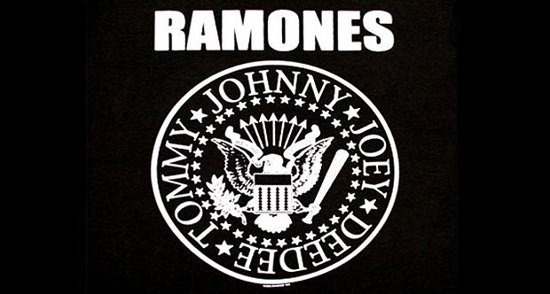 Logo ramones