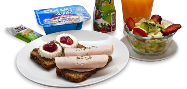 El Desayuno Ideal