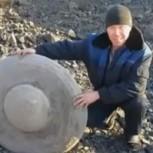 """Misterio en Siberia: Hallan supuesto platillo volador de piedra """"más antiguo que los mamuts"""""""