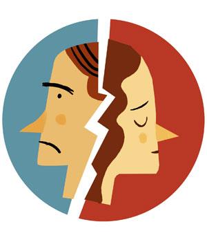 Fracasos parejas
