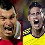 Chile vs. Colombia: 5 datos cruciales que van a marcar el partido de hoy