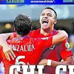"""Chile a la final de la Copa América: Prensa internacional destaca """"revancha"""" con Argentina"""