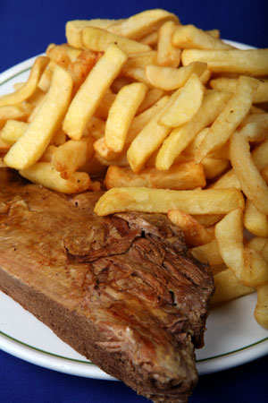 Alimentos engordar