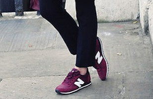 Tendencia de zapatillas: el futuro es vintage