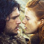 Fotos filtradas de protagonistas de Game of Thrones confirman romance
