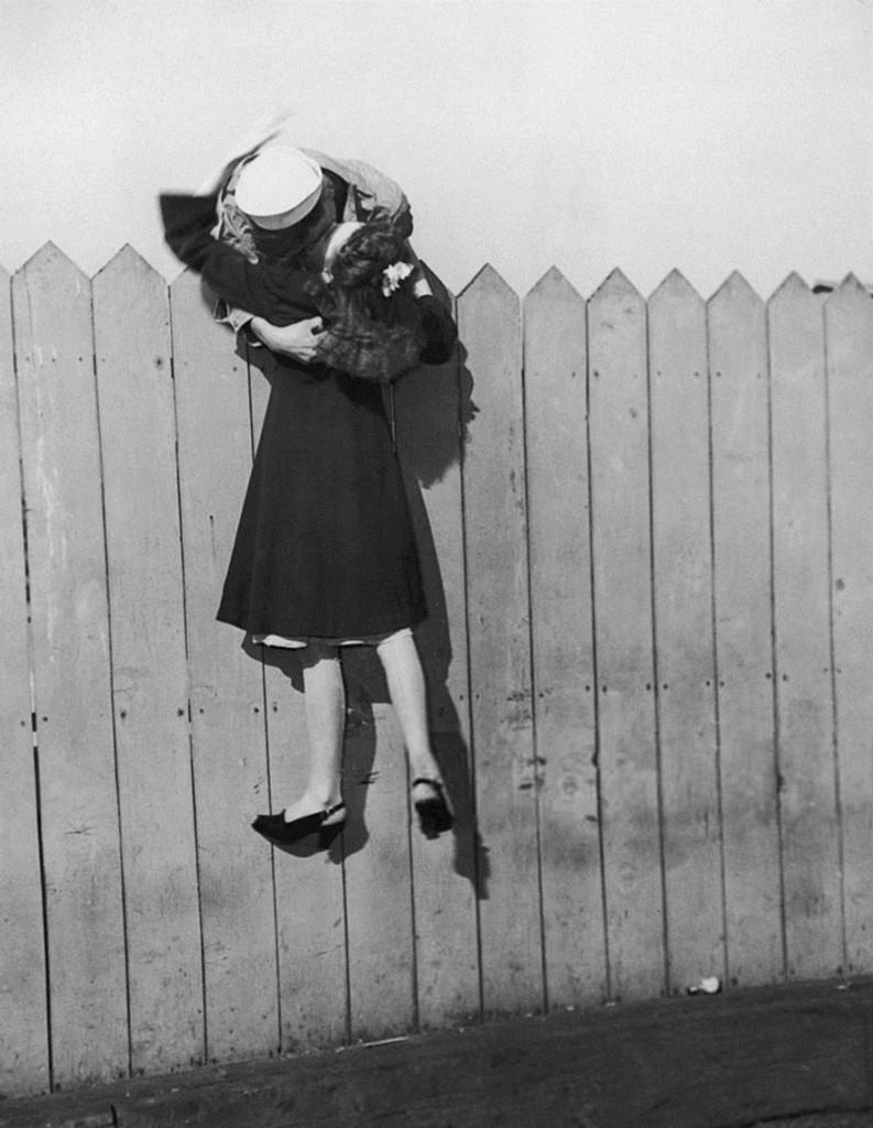 Amor en tiempos de guerra