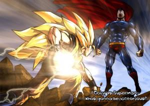 Gokú Superman