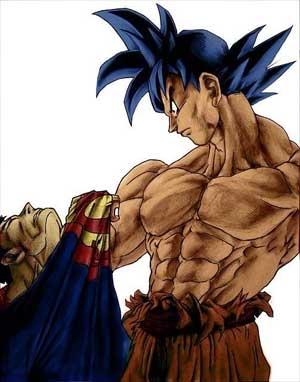 Gokú-Superman