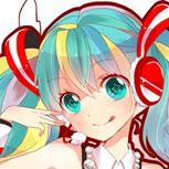 El diseño ganador de la ídola virtual Hatsune Miku