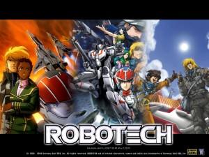 Robotech Macross