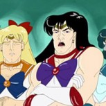 "Fans de Sailor Moon publican bizarro ""homenaje"" a la famosa serie"