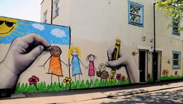 El mundo del graffiti, pintura en la calle  - Página 7 Arte-Callejero-5