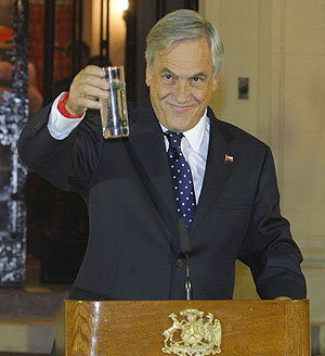 Carta Astral de Piñera