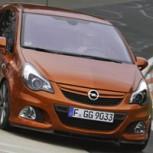 Opel Corsa OPC Nur, no apto para hacer trámites, sí para las curvas