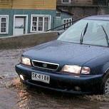 ¿Cómo evitar dañar el auto en un temporal de lluvia?