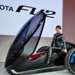 Toyota FV2: el auto que percibe las emociones del conductor