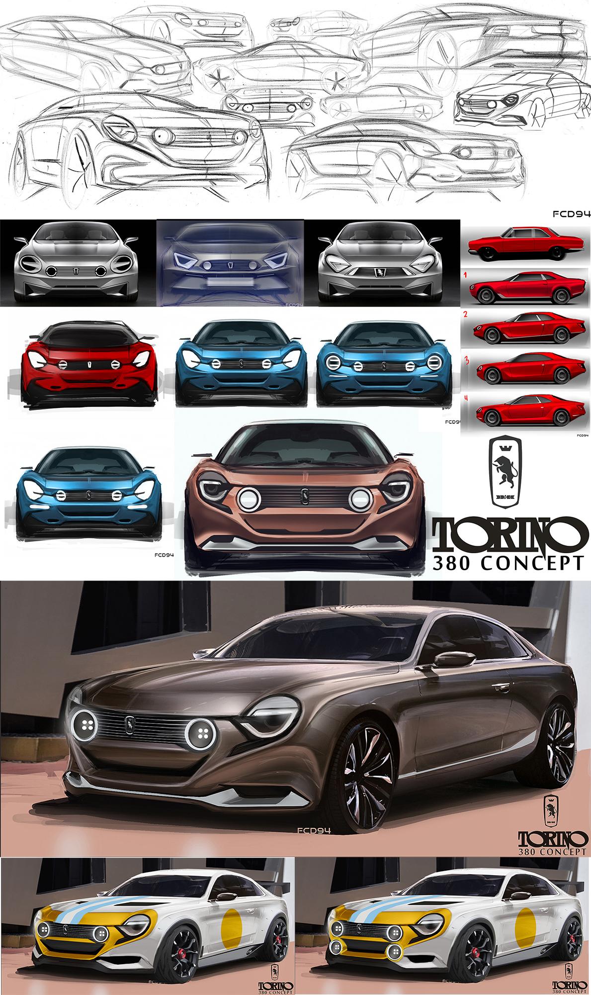 Torino 380 concept proyecto