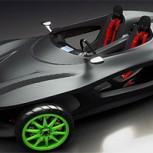 Strati, el primer automóvil funcional impreso en 3D