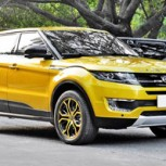 Landwind X7, la descarada copia china del Range Rover Evoque