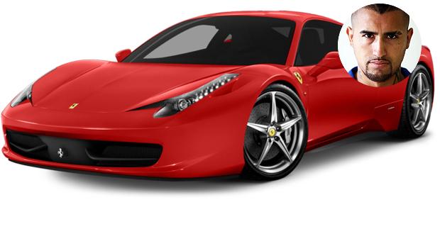 Ferrari 458 Italia Asi Es El Modelo De Lujo Que Choco Vidal Autos