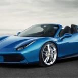 Este es el Ferrari convertible más rápido de la historia: Debuta el 488 Spider