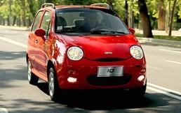 Chery IQ: Test lo ubica como el automóvil menos seguro del mercado