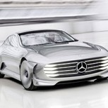 Mercedes Benz Concept IAA, un automóvil con aerodinámica variable