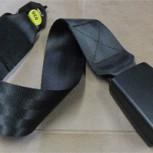 Cinturones deportivos falsificados: potencialmente mortales en los autos