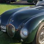 Anglocars, así fue la fiesta de autos clásicos ingleses en Vitacura