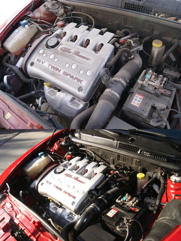 Se puede lavar un motor datos importantes a tener en for Como lavar el motor de un carro