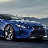 Lexus anunció un nuevo deportivo hibrido de lujo: El LC 500h