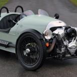Morgan: Los impresionantes autos fabricados a la antigua con madera
