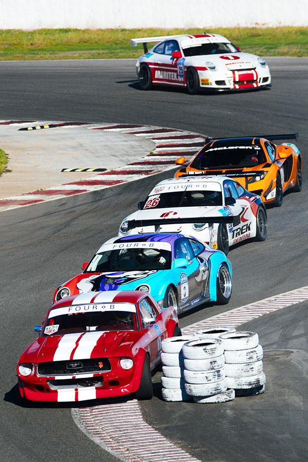 Toman fuerza las carreras en Chile como panorama tuerca de nivel y para toda la familia