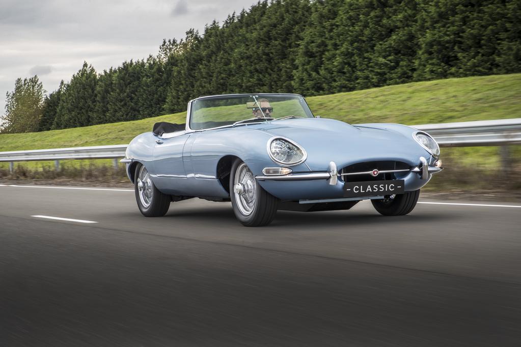 Jaguar electrifica el convertible más bello del mundo y sorprende con el resultado