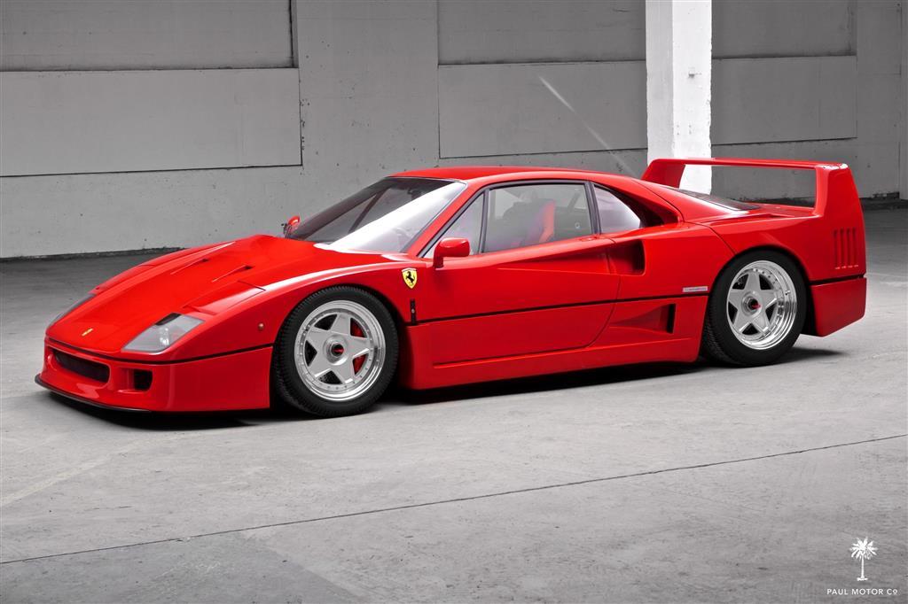 Ferrari celebra 70 años: Estos son los 5 modelos más emblemáticos de su historia