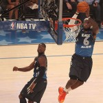 NBA All Star Game: emocionante partido.
