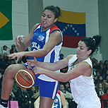 Ziomara Morrison, la primera chilena en llegar a la WNBA