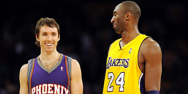 NBA: Steve Nash firma por Los Angeles Lakers